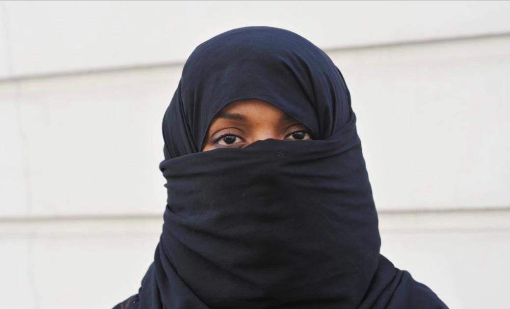 I am one of few white men to have seen beneath the burka – what I saw made me sad.